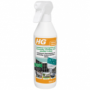 HG Vodotesná impregnácia pre slnečníky, plachty a stany
