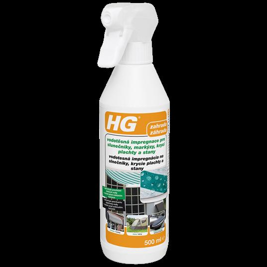 HG Vodotesná impregnácia pre slnečníky, plachty a stany 500 ml