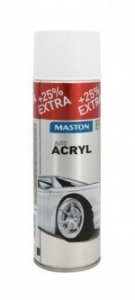 AutoACRYL - akrylová farba na kovové diely