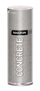 MASTON Concrete effect - sprej s efektom betónu