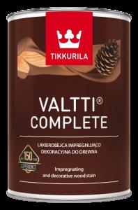 Valtti Complete - Tenkovrstvá lazúra do exteriéru