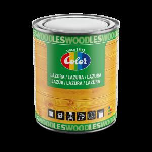 COLOR Lazúra - lazúra na drevo