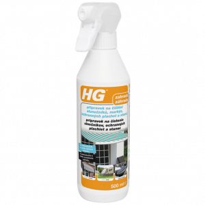 HG Prípravok na čistenie slnečníkov, plachiet a stanov