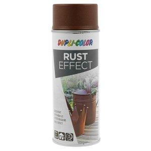 DC Rust efekt - efekt hrdze