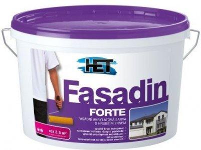 FASADIN FORTE - Fasádna akrylátová farba s hrubým zrnom