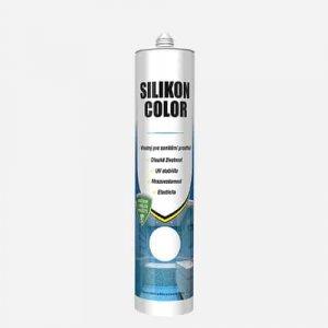 Silicon Color - Acetátový silikónový tmel