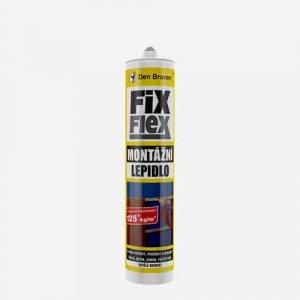 Montážne lepidlo FIX FLEX