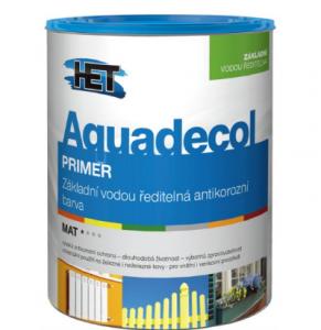 AQUADECOL PRIMER - Základná antikorózna farba