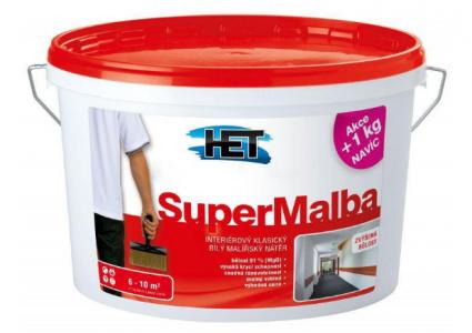SUPERMALBA - Klasický maliarsky náter