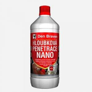 Hĺbková penetrácia NANO