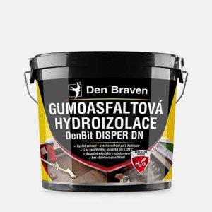 DENBIT DISPER DN Gumoasfaltová hydroizolácia