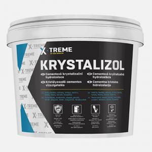 KRYSTALIZOL Cementová kryštalizačná hydroizolácia