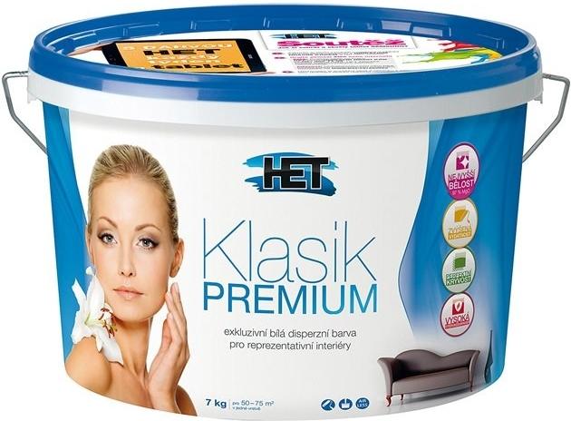KLASIK PREMIUM Farba pre reprezentatívne priestory biela 7 kg