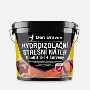 DENBIT S-T4 Strešný hydroizolačný náter