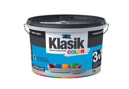 KLASIK COLOR Tónovaná interiérová farba