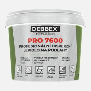 PRO 7600 - Profesionálne disperzné lepidlo na podlahy
