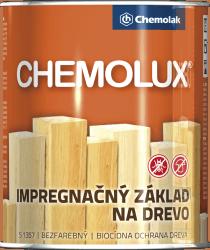 CHEMOLUX S 1357 - Impregnačný základ na drevo