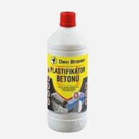 Plastifikátor betónov