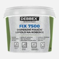 FIX 7500 - Disperzné fixačné lepidlo na koberce