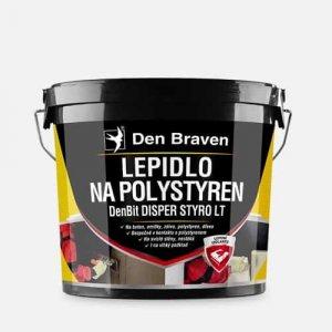 DENBIT DISPER STYRO LT Lepidlo na polystyrén a asfaltové pásy