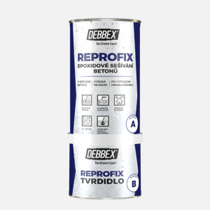 REPROFIX - Dvojzložková epoxidová hmota na zošívanie betónu