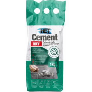 HET Cement biely