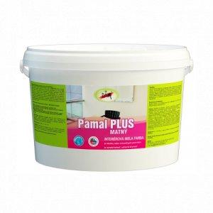 PAMAL Plus - Matná interiérová farba na omietky