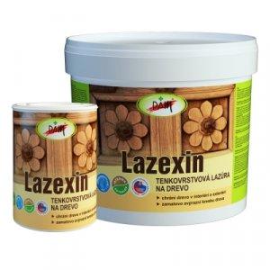 PAM Lazexin - Tenkovrstvá lazúra na drevo