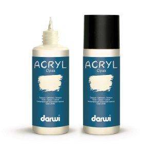 DARWI ACRYL OPAK - Dekoračná akrylová farba na rôzne povrchy