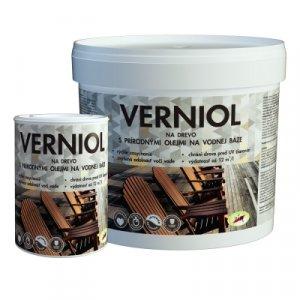 PAM Verniol - Ochranný prostriedok na drevo s prírodnými olejmi