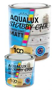 Aqualux Shabby Chic - vodouriediteľný matný lak