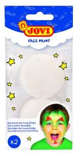JOVI Hubka - pre použitie na farby na tvár