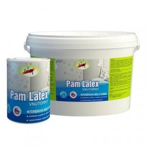 PAM Latex vnútorný - Vnútorná latexová farba