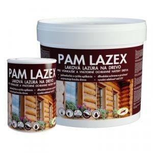 PAM Lazex - Vysokokvalitná hrubovrstvá lazúra