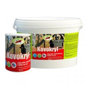 PAM Kovokryl - Základná antikorózna farba na kov