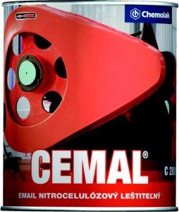 C 2001 CEMAL - Nitrocelulózový email