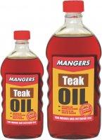 Olej Johnstone's Teak Oil - olej na drevo