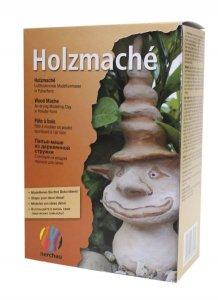 NER Holzmache -  modelovacia hmota s obsahom drevenej drte