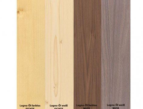 Výber správneho druhu dreva, jeho trvanlivosť, úprava a natieranie - ochrana dreva v exteriéri