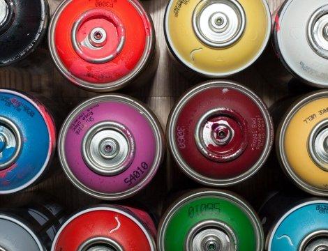 Farba v spreji Maston One: robí pre vás striekanie ľahšie