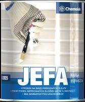O 2025 JEFA - Olejová farba pololesklá