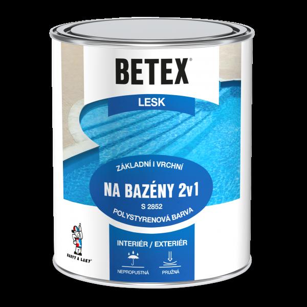 BETEX 2V1 NA BAZENY S 2852 - farba na bazény