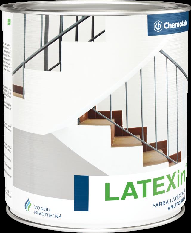 Latexin - vnútorná latexová farba