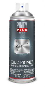Pinty Plus Tech - zinkový základ v spreji