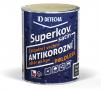 Superkov satin - vysokoodolný antikorózny syntetický náter