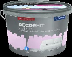 DECORHIT COLOR - farebná interiérová farba