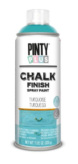 Pinty Plus Chalk spray - kriedová farba v spreji shabby chic