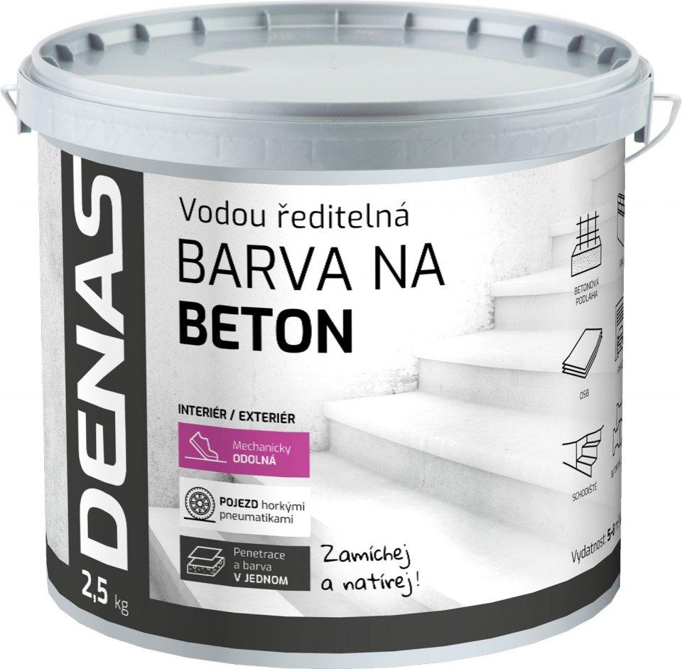 DENAS BETON - farba na betón