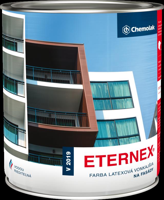 V 2019 Eternex - latexová farba vonkajšia