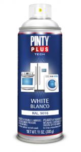 Pinty Plus Tech - sprej na bielu techniku